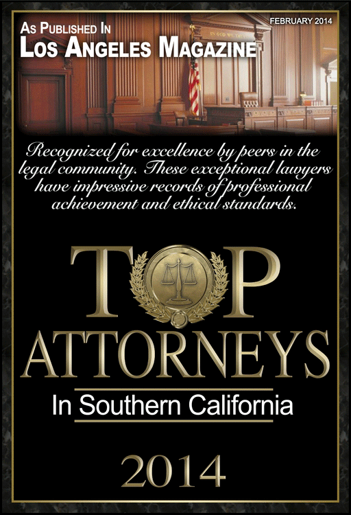 Top Attorneys In Southern California February William H Newkirk