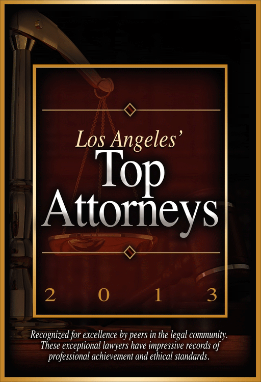 Los Angeles Top Attorneys January 2013 William H Newkirk
